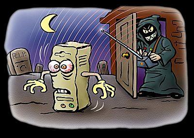 zombie pc